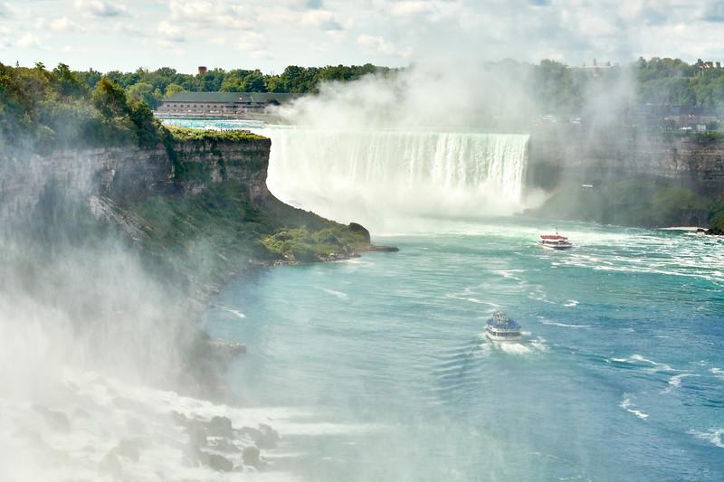 Horseshoe Falls at Niagara