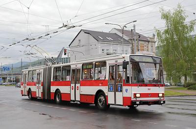 DPMUL Dopravní podnik města Ústí nad Labem