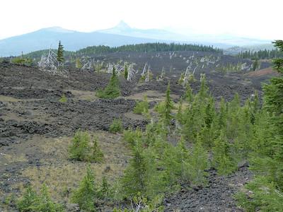 2010 Three Sisters and Mt Washington PCT Traverse
