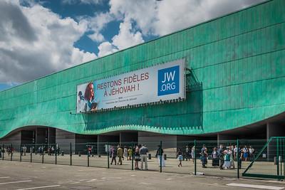 LA FIDÉLITÉ À JÉHOVAH DIEU !  Assemblée 2016 des Témoins de Jéhovah -Paris- France