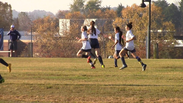 Oct. 26 - Hailey Soccer Highlights