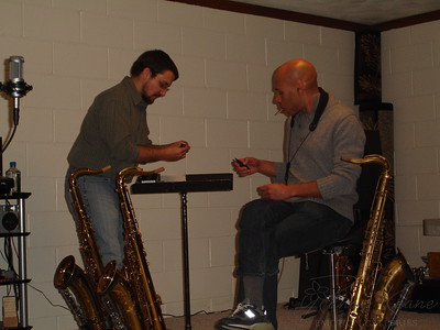 Joshua Redman & Duncan Bamsey