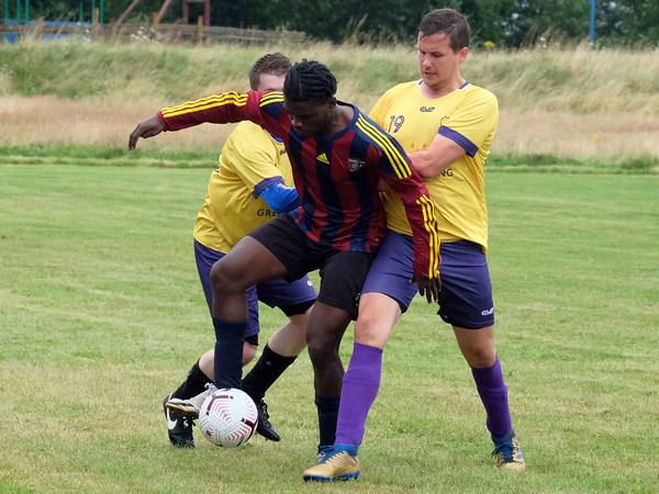 8/8/21 B'nell Titans v Sporting Staines | Friendly