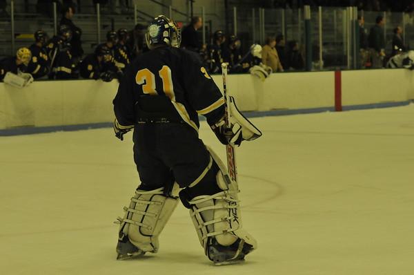 Babson Hockey v  Suffolk  11.29.2009