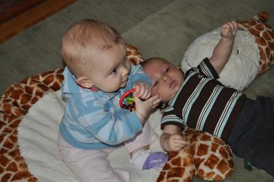 Kids Nov 2011