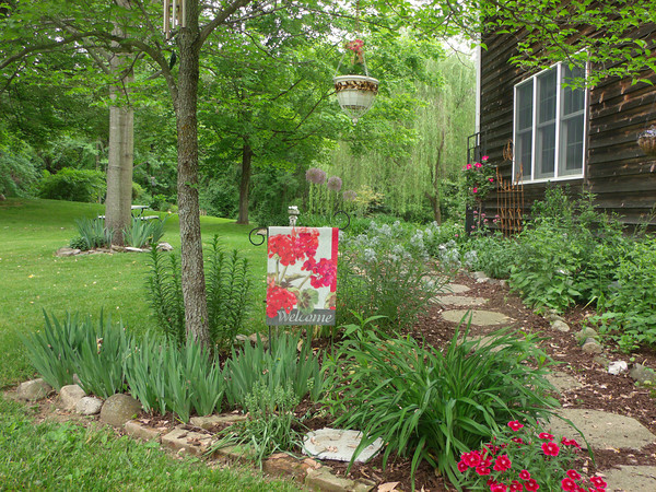 Backyard Garden Haven Contest
