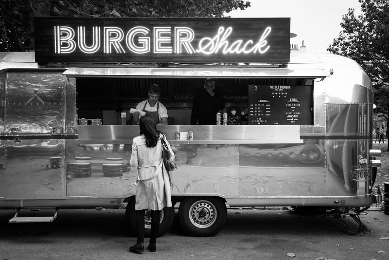 Time For A Burger