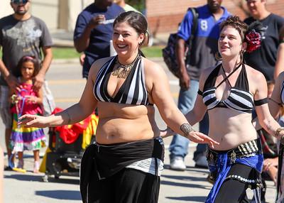 2013 Happy Hollerpalooza:  Humaya Tribal Fusion Belly Dance