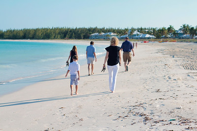 Bradely Family, Exuma Bahamas