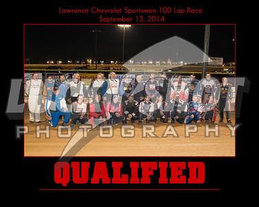 2014  Sportsmen 100 POSTERS