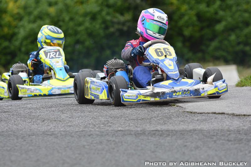 Leinster Karting Club - 2018 Summer Championship - Round 3 - By Aoibheann Buckley