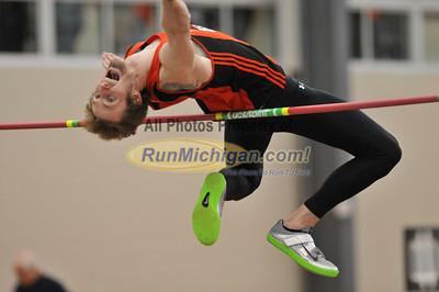 Men's High Jump - 2012 NAIA Indoor Nationals