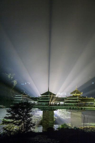 ChengYang Bridge Portrait