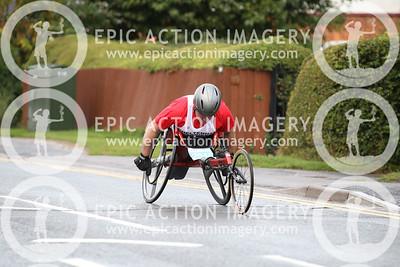 Cheltenham Half Marathon 2019 1
