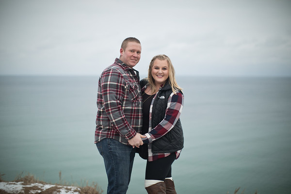 Sara and Rick Engagement shoot