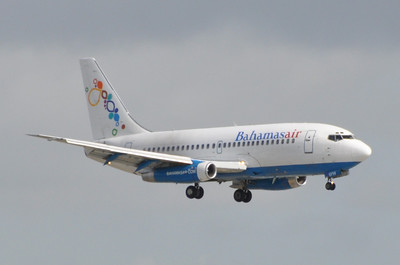 Bahamas Airlines (UP/BHS)