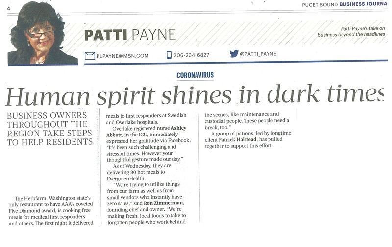 PSBJ - Human Spirit Shines in Dark Times