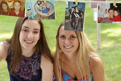 Melanie & Erica Grad Party Open House