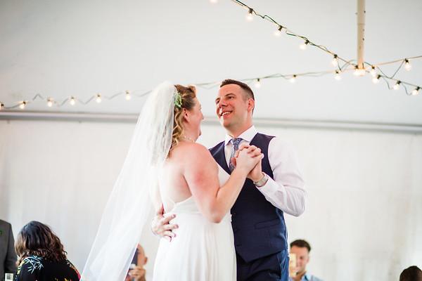 Amanda + Frank | Micro Wedding | 08.29.2020