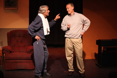 Tuesdays With Morrie--Spring 2011