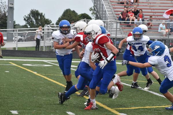 8th Grade Football vs. Plattsmouth