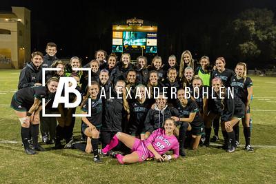 2017 Cal Poly Women's Soccer vs Fullerton