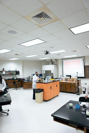 Bio Department - Spring 2021