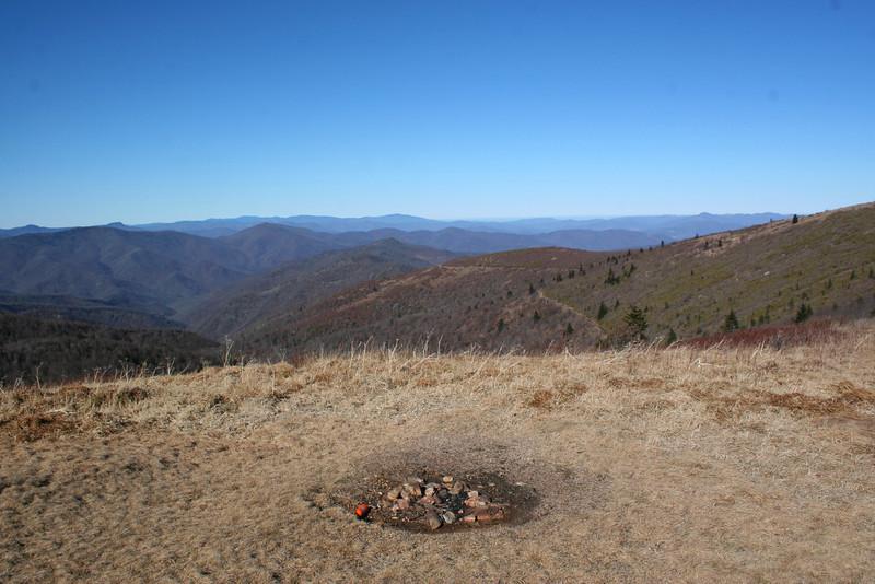 Art Loeb Trail -- 6,100'