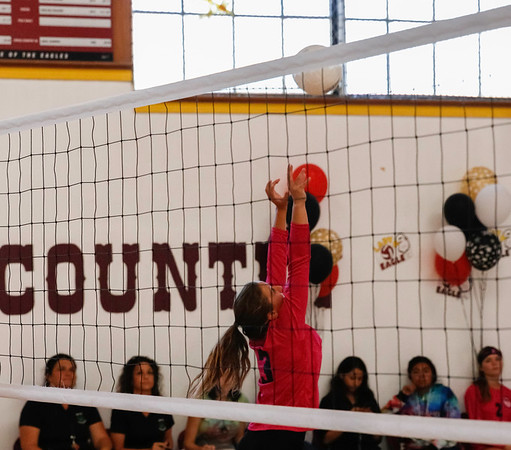Warner Springs  Volleyball vs Julian