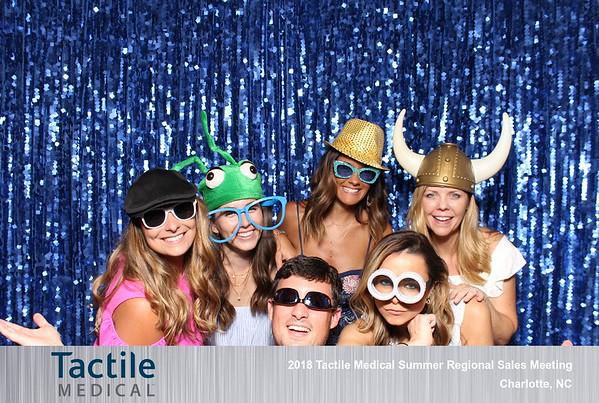 Tactile Medical Regional Sales Meeting @ Craft City Social Club 07.10.2018