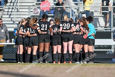3.22 PRHS Women's Varsity Soccer vs. Myers Park