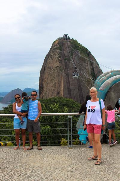 Sugar Loaf Mountain, Rio de Janeiro - December, 2013