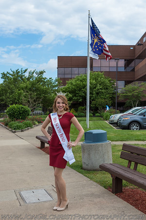 2015 Katie Raab Miss South Bend