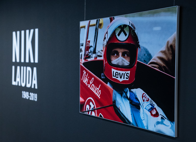 Niki Lauda Photo gallery, Spielberg, 2019