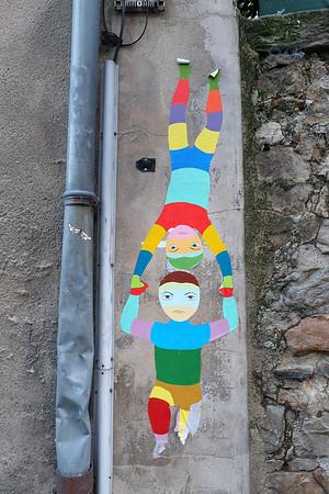 Streetart in Le Mans