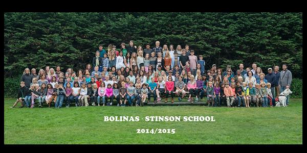 School Photos Bolinas-Stinson 2014/2015