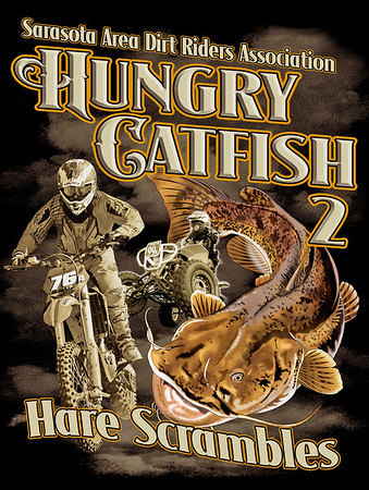 FTR-H/S#11...Hungry Catfish...2012