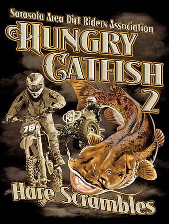 FTR-H/S#11...Hungry Catfish...2012