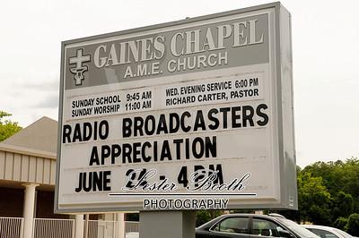 Gaines Chapel - Gospel Radio Lifetime Achievement Extravaganza