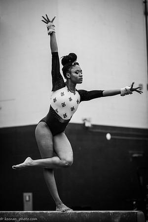 1/18/20, Centenary Gymnastics