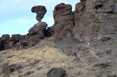 Balanced Rock Campout