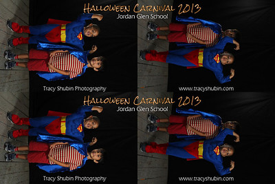 Jordan Glen School Halloween Carnival 2013