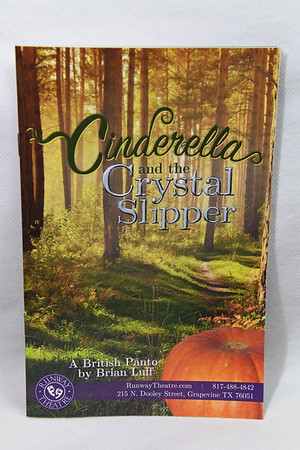 11-29-2019 Cinderella and the Crystal Slipper Opening @ Runway Theatre