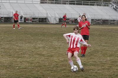 Girls Varsity Soccer - 2005-2006 - 3/28/2006 vs. Hart