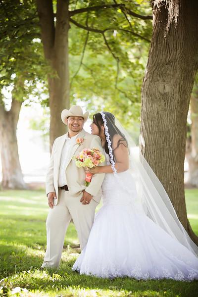 Alma + Ismael // Sunnyside wedding photographers