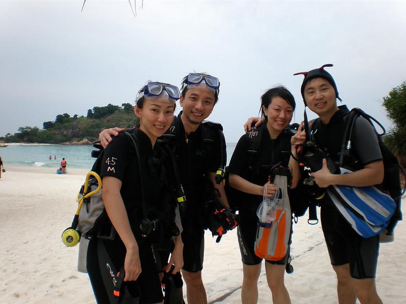 [20080515] Will & Bee Scuba Diving @ Redang (25).JPG