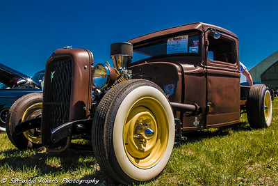 Piston And Props Car Show