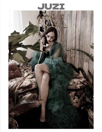 Boudoir - Green Gown