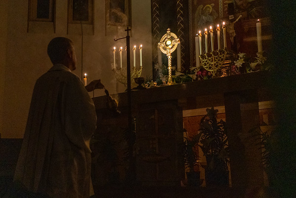 Ladies Holy Hour | St. Ignatius | April 15, 2021