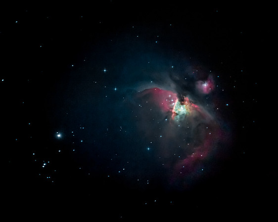 M42 - The Orion Nebula - March 14, 2018